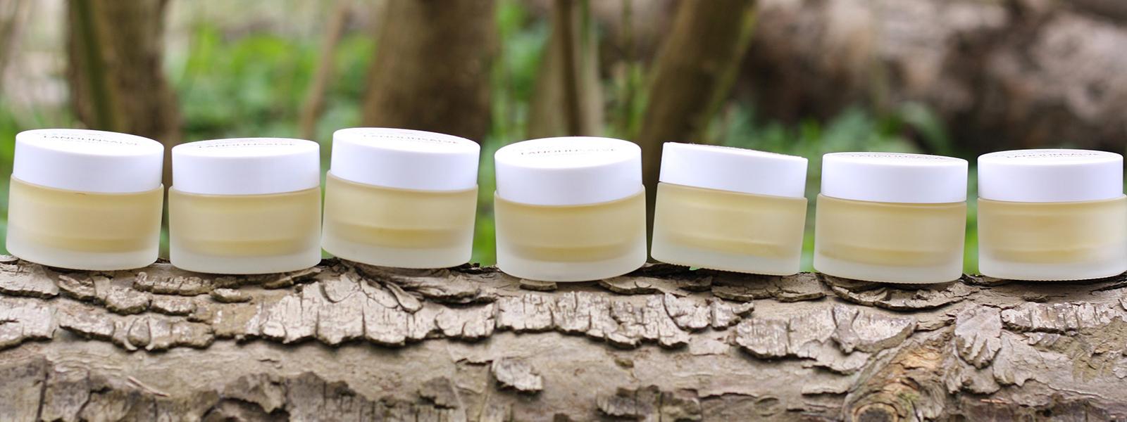 Naturlig hudpleje til toer og oedelagt hud fra WeeCare
