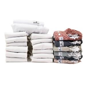 Stofble-pakke-moderne-stofbleer-deltidspakken-weecare