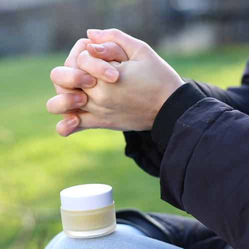 WeeCare Lanolinsalve til meget tørre hænder